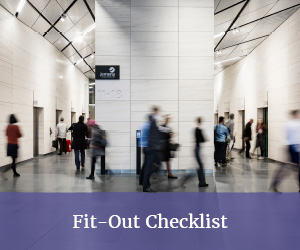 fit-out checklist