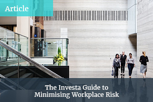 Minimising Workplace Risk