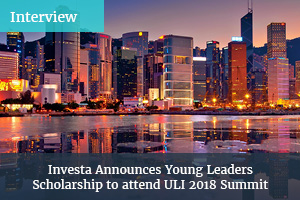 Investa young leaders scholarship